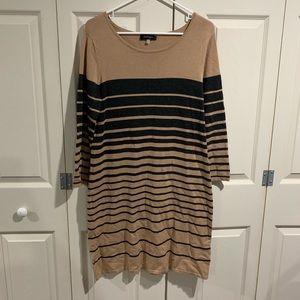 Spense Sweater Dress Size Large